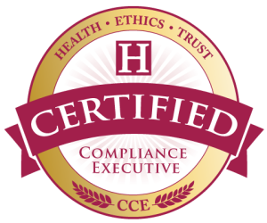 Executive Healthcare Compliance Certification - CCE