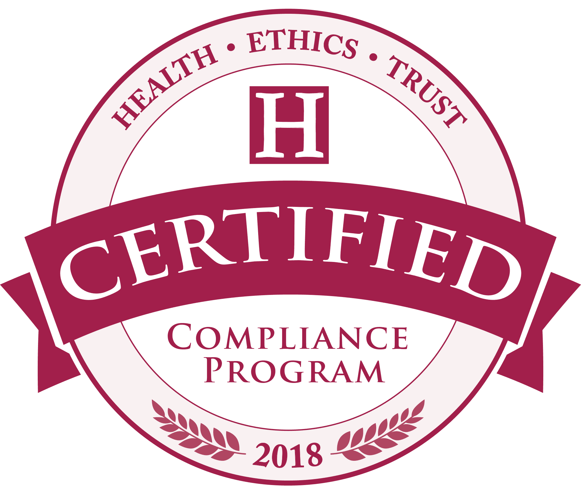 Healthcare Compliance Program Certification Health Ethics Trust