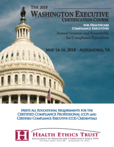 The Washington Executive Course Brochure