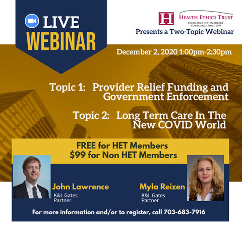 Two Topic Webinar Dec 2020